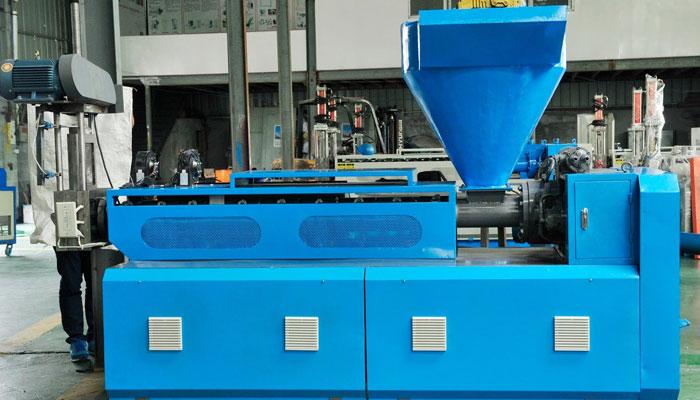 Máy tạo hạt nhựa tái sinh PE/PP/ABS/PET/PC/PS